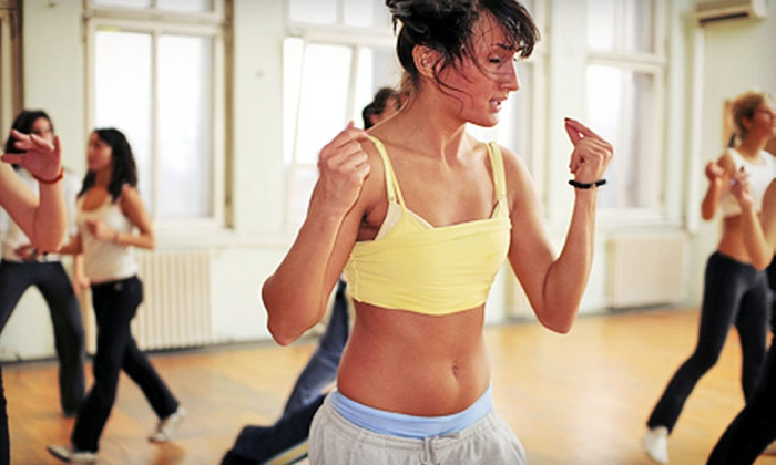 Body Evolution - Multiple Locations: One Month or Six Weeks of Unlimited Boot-Camp and Zumba Classes at Body Evolution (Up to 90% Off)