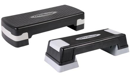 Fitness stepboard Physionics disponibile in 2 modelli