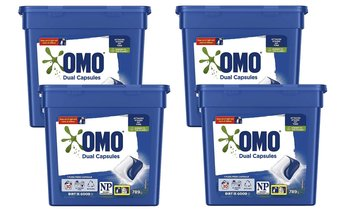 4x OMO Laundry Liquid Dual Capsules Tub 30-Pack