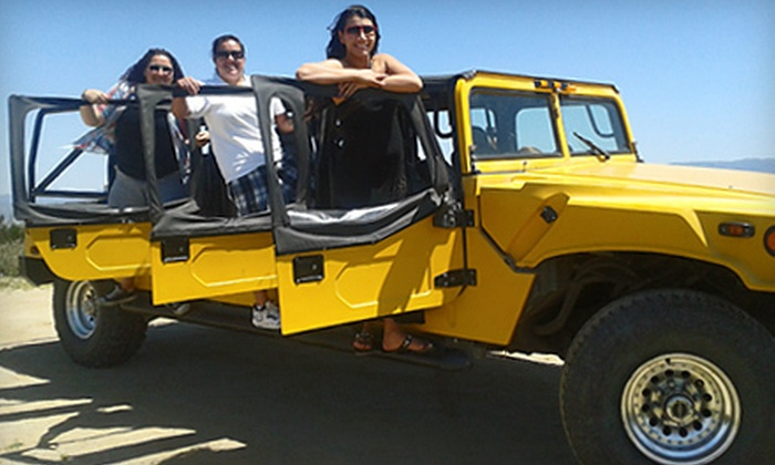 Legendary Tours of Temecula - Keyways Winery: Maxx Backcountry Winery Excursion for One or Two from Legendary Tours of Temecula (Up to 51% Off)
