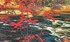 Artworld Fine Art - Etobicoke: Art Print with Option for Frame or C$75 for C$150 Worth of Art or Framing at Artworld Fine Art