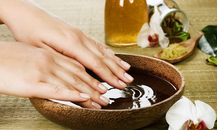 Up to 52% Off Manicures at Nails by Tra