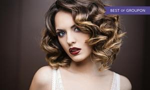 ELGON- Instytut Pięknych włosów: Strzyżenie i modelowanie (34,99 zł) z zabiegiem relaksująco-regenerującym z masażem (59,99 zł) i więcej opcji w Elgon