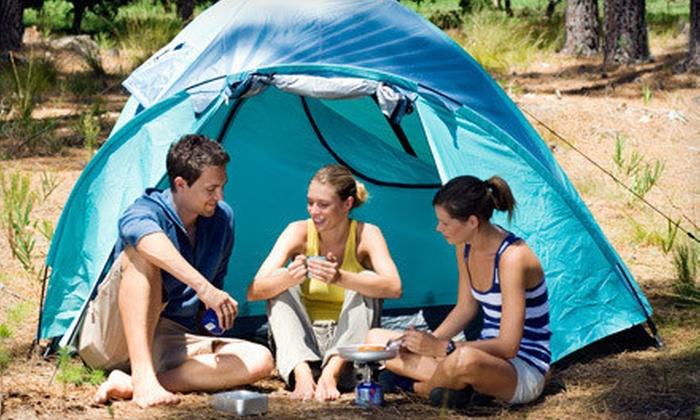Kentucky Dam Village - Gilbertsville: Two- or Four- Night Camping Trip at Kentucky Dam Village (Up to Half Off)