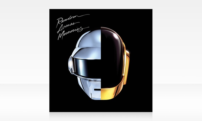 Daft Punk: Random Access Memories on LP and MP3 Download: Daft Punk: Random Access Memories on LP and MP3 Download