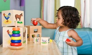 Graceland Child Development Day Care Center: $47 for One Week of Childcare at Graceland Child Development Day Care Center ($105 Value)