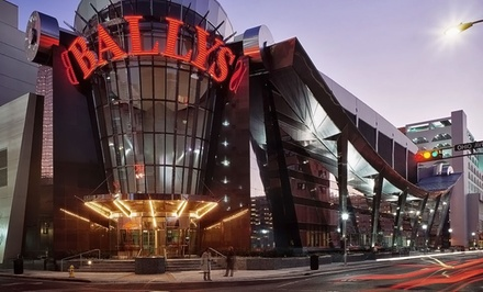 1-Night Stay with Beverage and Dining Credits at Bally's Atlantic City in New Jersey