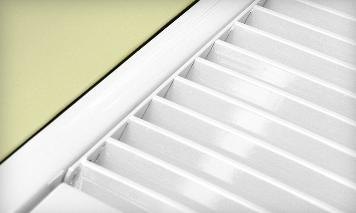 1st American Air - Lower Bal: Air-Duct and Dryer-Vent Cleaning with Complimentary Furnace Inspection from 1st American Air (67% Off)