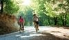 Apluvia Service - Ceglie Messapica: Escursione in bici a scelta tra 2 itinerari fino a 10 persone, nei dintorni della Val d'Itria (sconto fino a 91%)