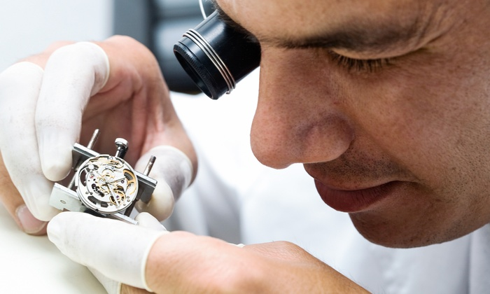 Valley Discount Jewelers - Valley Village: Watch Battery Replacement or Jewelry Repair at Valley Discount Jewelers (Up to 53% Off). Three Options Available.