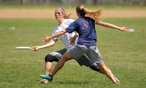 2015 USA Ultimate College Championships: USA Ultimate College Championships at Uihlein Soccer Park on May 22–25 (Up to Half Off)