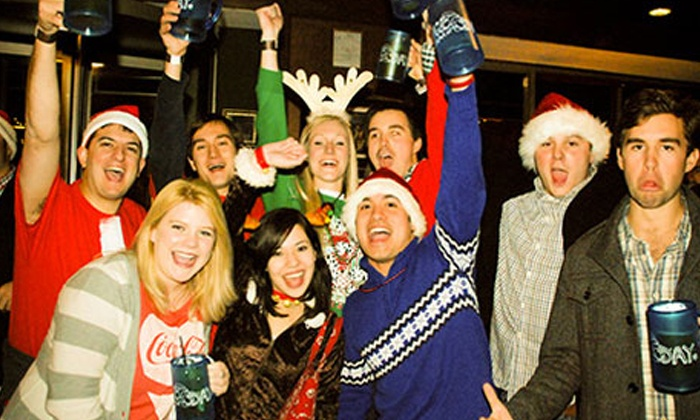 Snow Day Bar Crawl - Multiple Locations: $25 for Two Tickets to the Snow Day Bar Crawl on Saturday, December 21 ($40 Value)