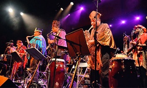 Sun Ra Arkestra: Sun Ra Arkestra on Saturday, February 20, at 8 p.m.