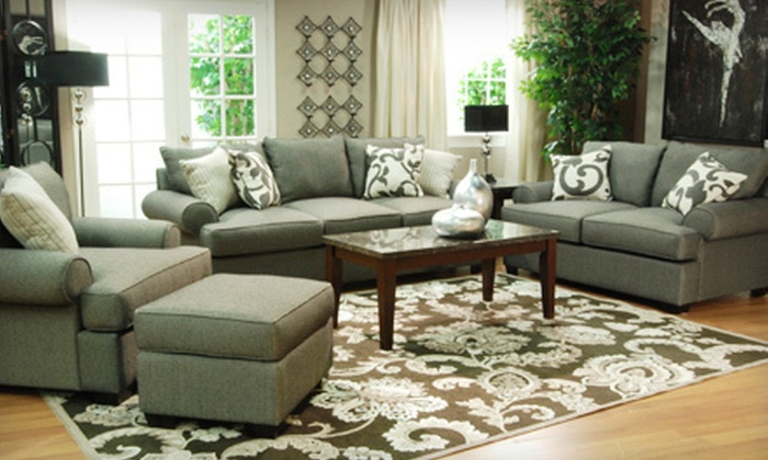 Mor Furniture for Less - Emerson Garfield: $75 for $250 Toward Premium Mattresses and Furniture Collections at Mor Furniture for Less