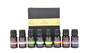 Gandhi Appliances: $10.99 for One 8-Pack of Aromatherapy Essential Oils with In-Store Pickup at Gandhi Appliances ($19.99 Value)