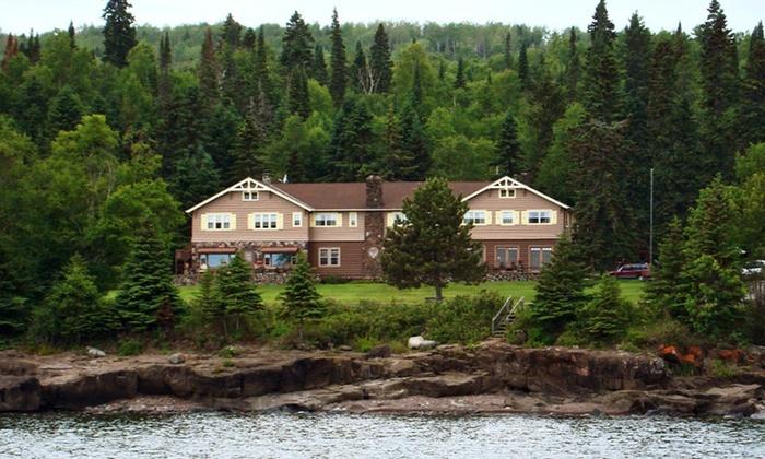 Cascade Lodge on Lake Superior - Lutsen, MN: Stay at Cascade Lodge on Lake Superior in Lutsen, MN