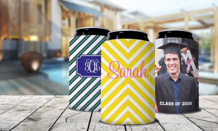 Paper Concierge: One or Four Personalized Beverage Holders from Paper Concierge (Up to 61% Off)