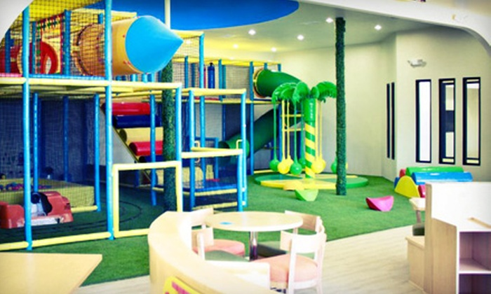 Twinkle Twinkle Kids' Café - Lomita: Two-Hour Basic or Themed Party Package for 10 Kids at Twinkle Twinkle Kids' Café (Half Off)
