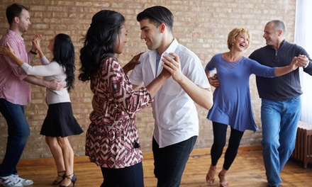 Latin Dance or Fitness Classes at Mambo Room (Up to 66% Off). Three Options Available.