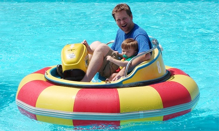 Mini Golf and Bumper Cars or Boats for Two or Four at Sluggers & Putters (Up to 48% Off)