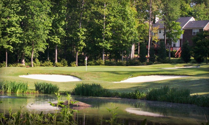 Oak Hills Golf Club - Far North Columbia: $195 for a Golf Package with Rounds, Lessons, and Custom Wedge at Oak Hills Golf Club (Up to $918 Value)