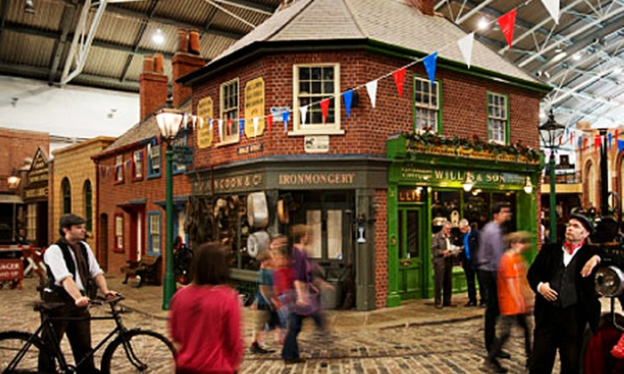 Milestones Living History Museum - Basingstoke: Milestones Museum of Living History: Entry For Family of Four, £12 (54% Off)