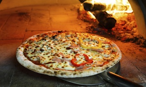 The Wedge Pizzeria: $12 for $20 Worth of Wood-Fired Pizza and Italian Fare at The Wedge Pizzeria