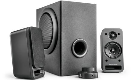 Wavemaster MX3+ 2.1 Speakers With Free Delivery
