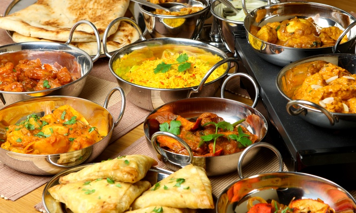 Punjabi Food & Chaat - Located inside Desi Food Galaxy: Indian Food for Two or Four at Punjabi Food & Chaat (45% Off)