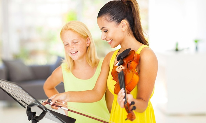 My Local Music Lessons - Denver: One or Two At-Home 45- or 60-Minute Music Lessons from My Local Music Lessons (Up to 51% Off)