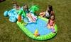 Intex Hippo and Coco Fun Play Pool: Intex Hippo and Coco Fun Play Pool. Free Returns.