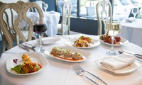 Two-Course Indian Meal with Wine and a Side for Up to Four People at Yak & Yeti - Finsbury Park (Up to 51% Off)