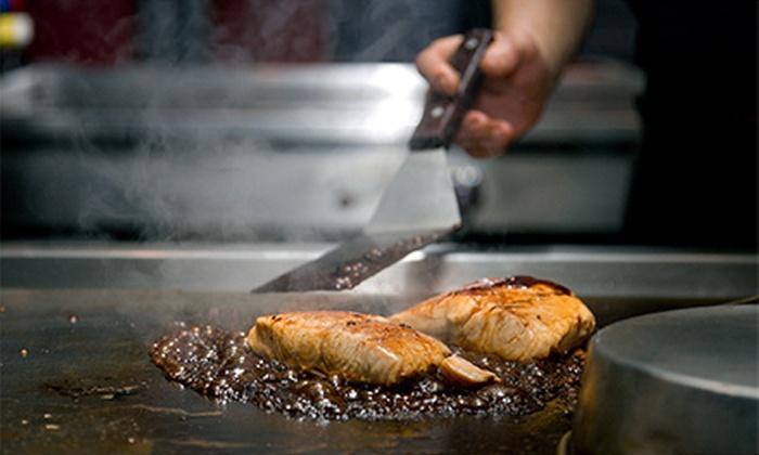 Okinawa Hibachi Steakhouse - West Harrison: $22 for $40 Worth of Japanese Cuisine at Okinawa Hibachi Steakhouse