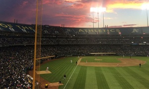 Oakland A's: Oakland A's Game on April 15, May 19, or May 30