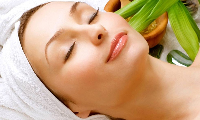 Massage Green Spa  - Rancho Cucamonga: Spa Package with a Massage or Facial or Both at Massage Green Spa (Up to 62% Off)