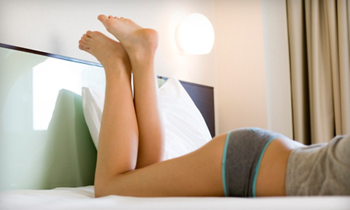 Rapha Vascular Specialists - Multiple Locations: One or Two Sclerotherapy Spider-Vein-Removal Treatments at Rapha Vascular Specialists (Up to 71% Off)