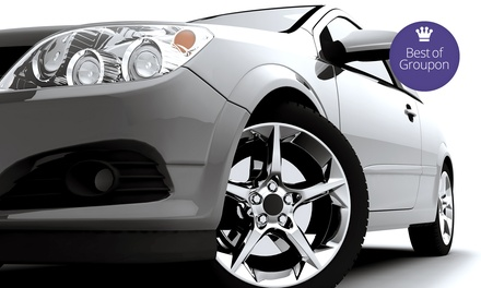 $25 for Three Car-Wash Packages with Spray Wax and Vacuum at Danny's Family Car Wash (Up to $47.97 Value)