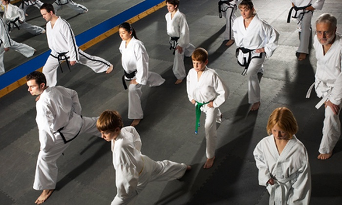 Spa 23 Health and Racquet Club - Pompton Plains: One or Three Months of Unlimited Karate Classes for One or Up to Four at Spa 23 Health and Racquet Club (Up to 93% Off)