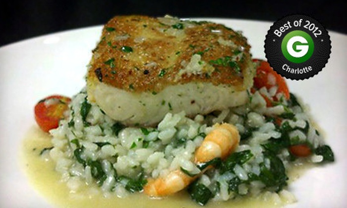 Dressler's - Multiple Locations: Upscale American Cuisine at Dressler's (Half Off). Two Options Available.