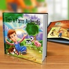 """Up to 65% Off """"Farm Animals"""" Personalized Kids Book"""
