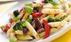 Le Bistrot Italien - Ittenheim: Entrée, plat et/ou dessert au choix sur toute la carte pour 2 personnes dès 39,90 € au restaurant Le Bistrot Italien