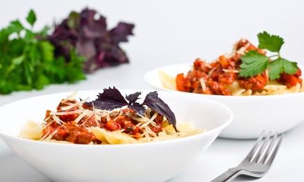 Pizza- und Pasta-Catering für bis zu 10 oder 20 Personen von der Pizzeria Marco Polo ab 59,90 € (bis zu 76% sparen*)