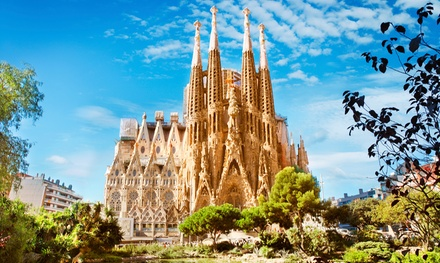 Ruta guiada por Barcelona para 2 o 4 desde 18 € en Hiscat