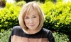 Celebrity Salons - Leonia: Haircut with Optional Single-Process Color or Highlights at Celebrity Salons (Up to 62% Off)