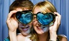 Up to 56% Off Photo-Booth Rental from Photoscape