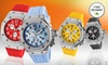 Swiss Legend Women's Trimix Diver Watch