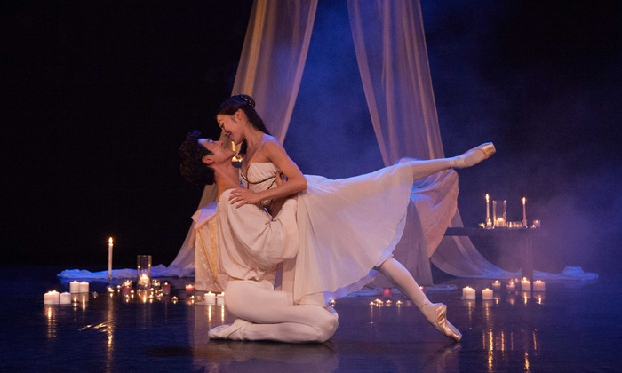 "Tulsa Ballet - Multiple Locations: Tulsa Ballet: ""Romeo and Juliet,"" ""Masters of Dance,"" and ""Signature Series"" (February 12–May 15)"