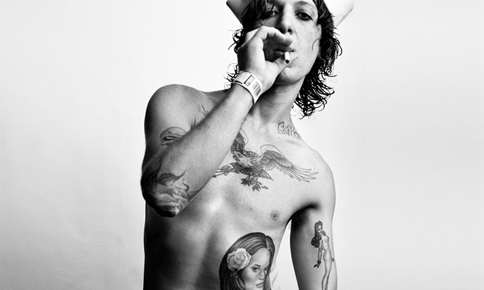Mickey Avalon - Multiple Locations: Mickey Avalon on Friday, August 29 at The Beachside Tavern or Saturday, August 30 at Sports Page Live (Up to 48% Off)