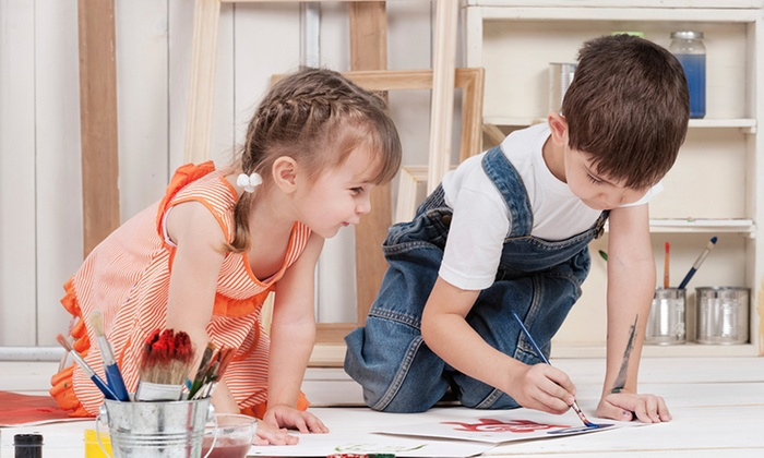 Shadow Oak Art - Arcadia: One Week or One Month of Kids' Summer Art Camp at Shadow Oak Art (Up to 38% Off)
