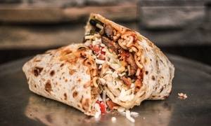 Pete's Piadina Grille: Italian Street Food, or a Meal with Breadsticks for Two at Pete's Piadina Grille (Up to 43% Off)